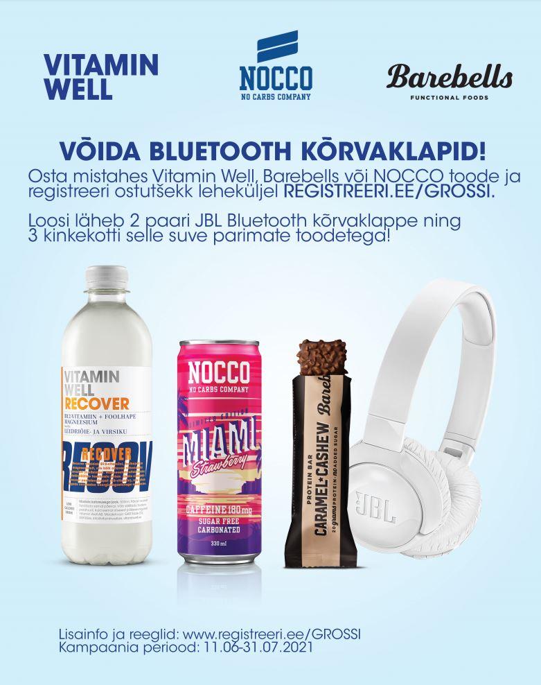 Vitamin Well kampaania